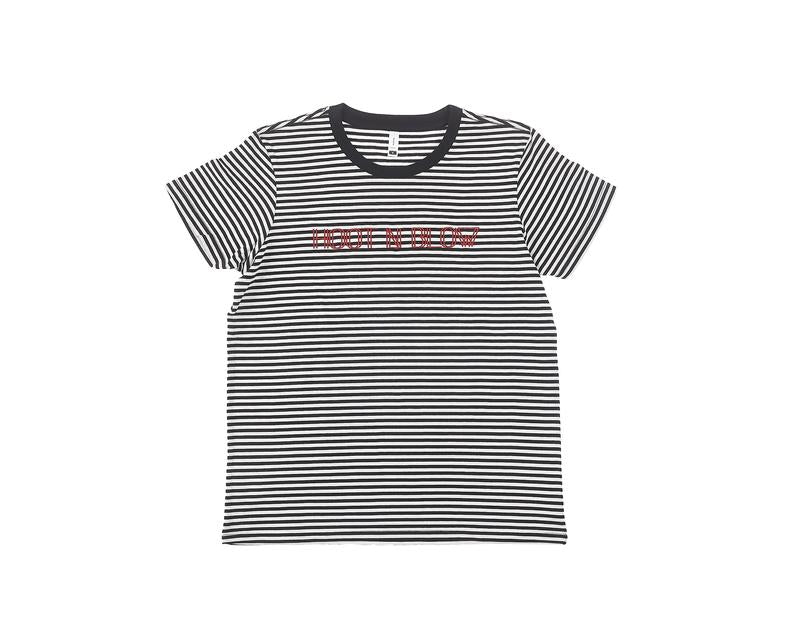 Basic Women's Striped T-Shirt