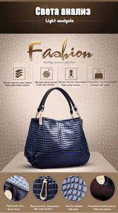 Designer Brand Bags Women Leather Handbags