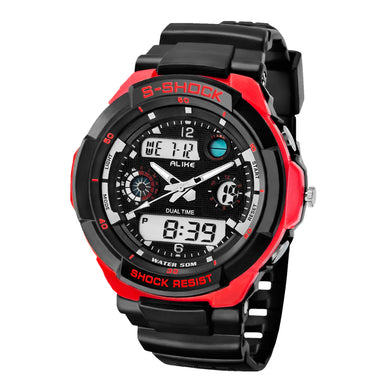 1 Year Warranty Military Watch Men Sports Watches S SHOCK Outdoor Digital Watch Casual Wrist watch Clock HoursM13