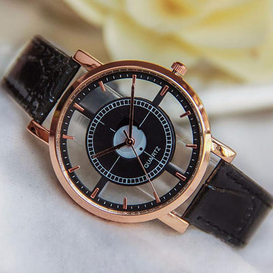 2018 Newest Women Watches Fashion Ladies Watches Women Simple Analog Wrist watch Delicate Unique Hollow Watch Gifts 30p