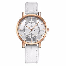Load image into Gallery viewer, 2018 Newest Women Watches Fashion Ladies Watches Women Simple Analog Wrist watch Delicate Unique Hollow Watch Gifts 30p