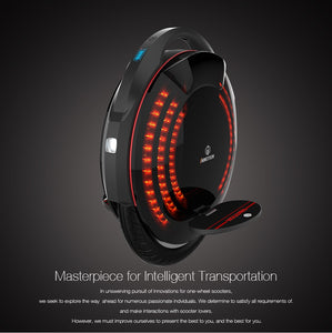 INMOTION V8 Electric Unicycle Monowheel Onewheel Selfbalancing Scooter