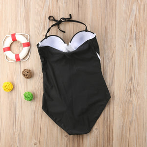 2017 Sexy Women Swimwear Lady One-Piece Swimsuit Bathing Monokini Push-Up Padded