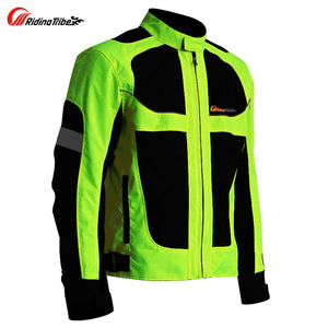 summer Motorcycle men's woman's jacket Moto Protective Gear Jacket men Racing Reflective oxford clothing Motorbike jackets