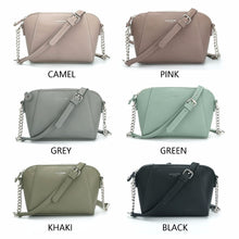 Load image into Gallery viewer, Women messenger bags leather female crossbody bags