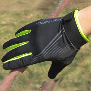 1 Pair Bike Bicycle Gloves Full Finger Touchscreen Men Women  M Gloves Breathable Summer Mittens 88 XR-Hot