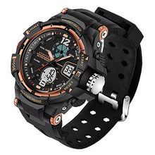 Load image into Gallery viewer, Stryve 8012 Luxury Brand Sports Men Watch Waterproof Quartz Led Electronic Men's Military Watch Digital Clock erkek kol saati