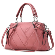 Load image into Gallery viewer, Ladies Handbag Large Capacity Luxury Soft Pu Leather