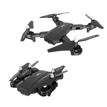 Load image into Gallery viewer, 4k Drone Fpv Drones with Camera Hd Axis Drone Wifi Blade Blades Toys for Children Dinosaur Selfie Drone Racer Rc Helicopter