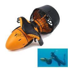 Load image into Gallery viewer, Surf booster Electric Underwater Scooter Water Sea Dual Speed Propeller