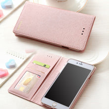 Load image into Gallery viewer, Luxury Leather Wallet Flip Phone Cases For iPhone 6 6s 7 8 Plus X XS MAX XR Case Wallet Magnetic Flip Cover Case Coque Funda