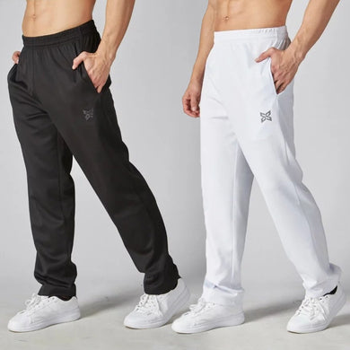 2019 New Quick Dry Running Pants Men's Slim Sports Football Pants Women Breathable Gym Jogging Training Leggings Pants Trousers