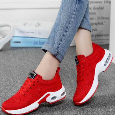 Stunning Womens Cushion Air Damping Trainers