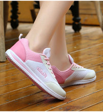 Load image into Gallery viewer, Women Shoes Summer White Super Light Vulcanized Shoes