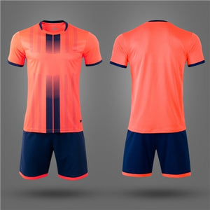 Survetement Football 2019 New Men Kids Soccer Jerseys Set Boys Women Football Training Uniforms Team Football Jerseys Sets Print