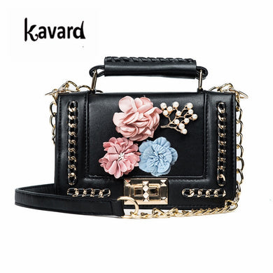 kavard Mini Bead beach bag handbags