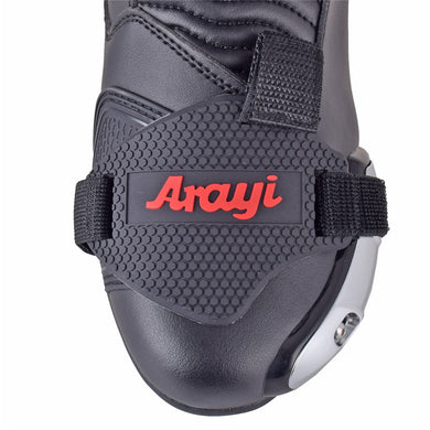 Arayi Motorcycle Shoes Protective Motorbike Motorcycle Gear Shifter Shoe Boots Protector Shift Sock Boot Cover Shifter Guards