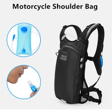 Load image into Gallery viewer, 2019 Moto Bag Top Case Motorcycle Mochila Moto Motorcycle Backpack Men Water Motorbiker Bag Outdoor Sports Riding Tool Bag