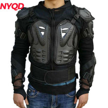 Load image into Gallery viewer, Quality A++ motorcycles armor protection motocross clothing protection moto cross back armor protector