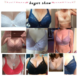 Plus Large Big Size Lace Bras
