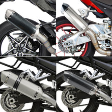 Load image into Gallery viewer, 35-51MM Motorcycle Exhaust Pipe Muffler Modified Exhaust Pipefor BMW k1600gt k1600gtl r1200r k1300s k1300r k1300gt r1200gs