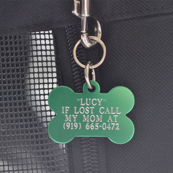 Custom Pet ID Tag - Create Your Own