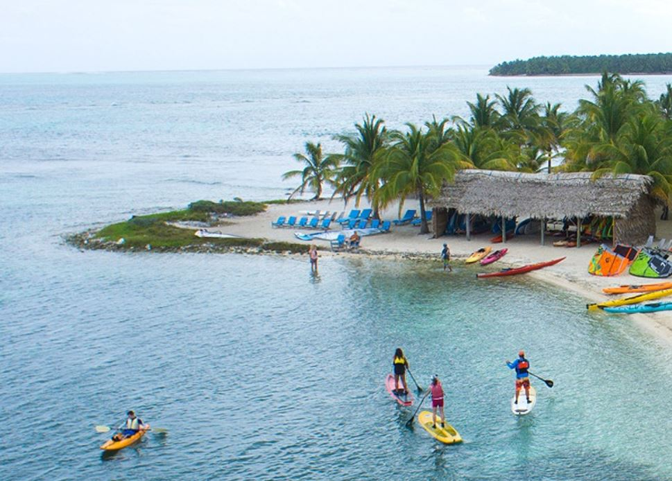 Adventure Island Retreat Belize April 2020