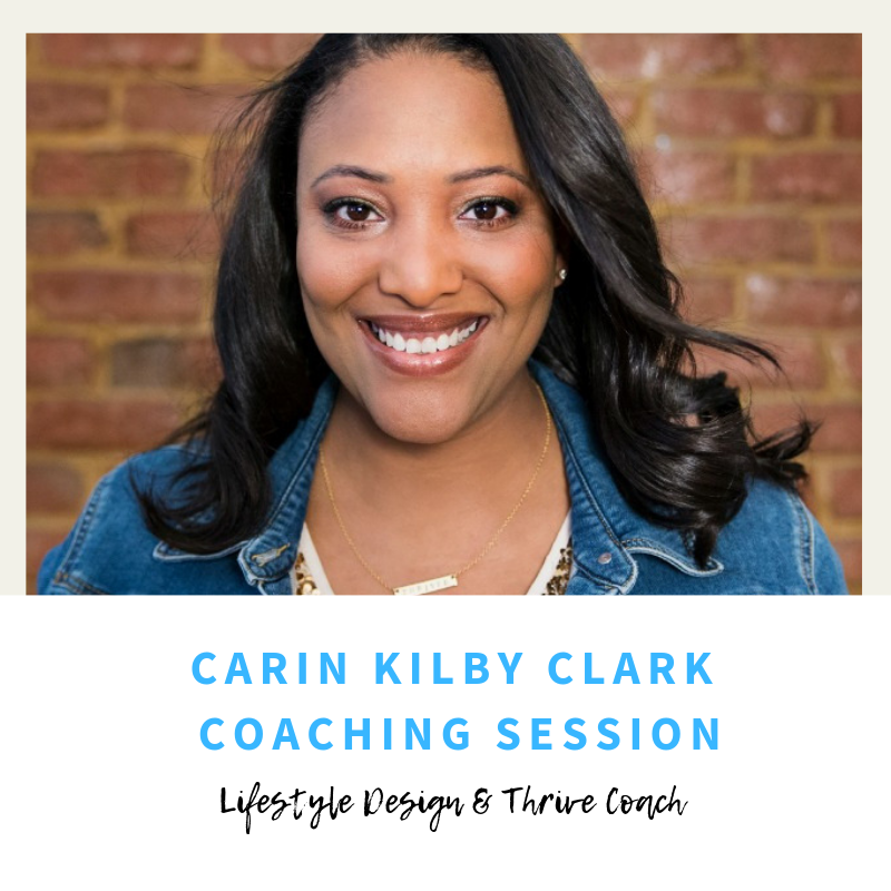 Carin Kilby Clark Coaching Session