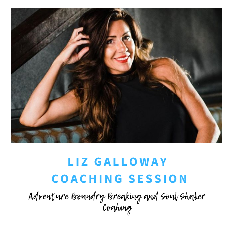 Liz Galloway Coaching Session