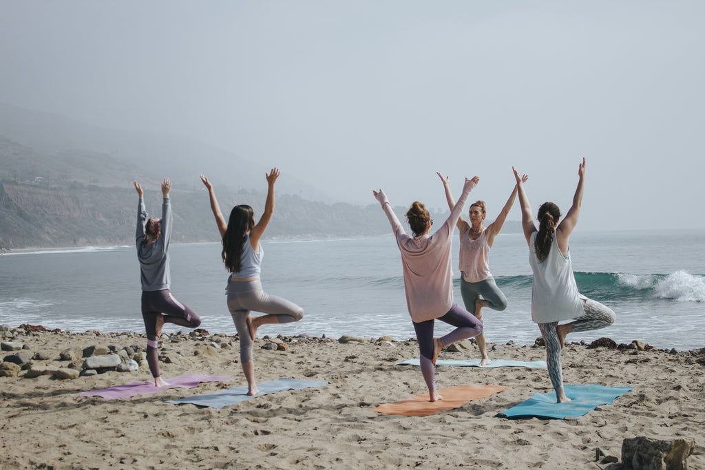 Yoga Brunch Life - Weekend Rehab Summer Series