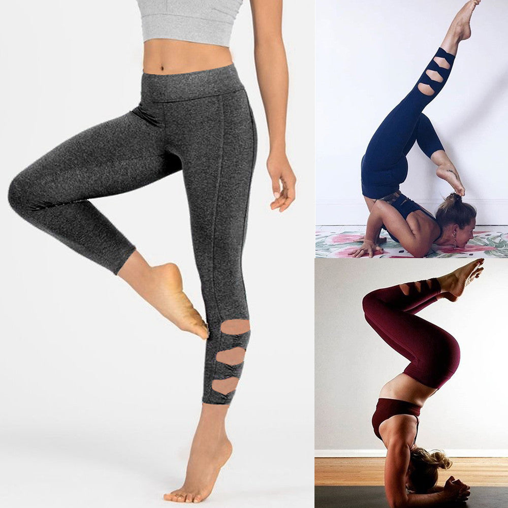 Athletic Bowtie Comfort Yoga Pant