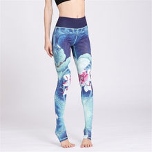 Ink Printed Sport & Yoga Pants