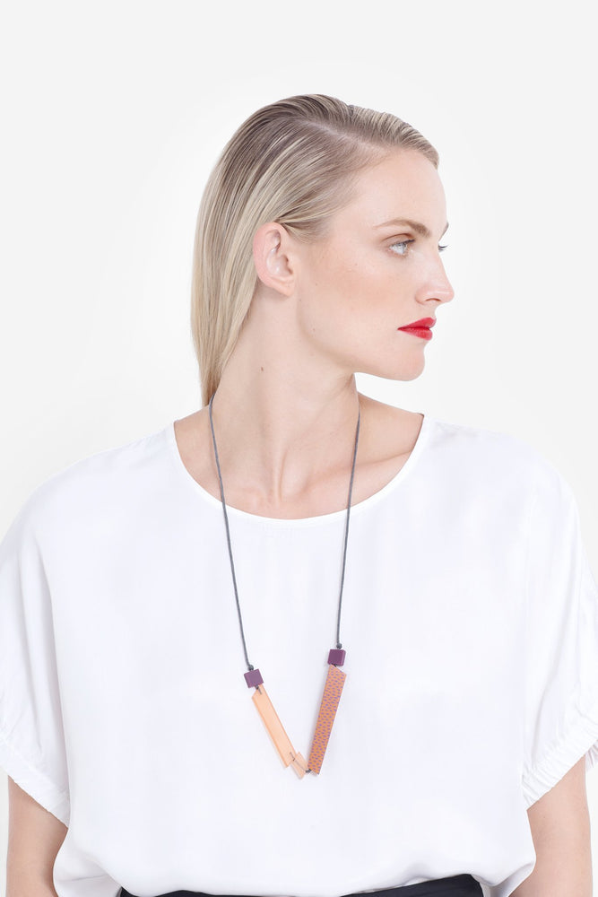 Halna Half Necklace