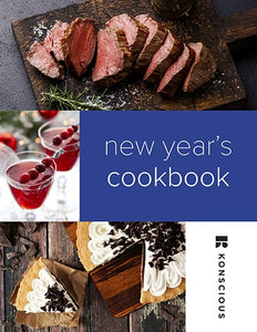 The New Year's Cookbook eBook
