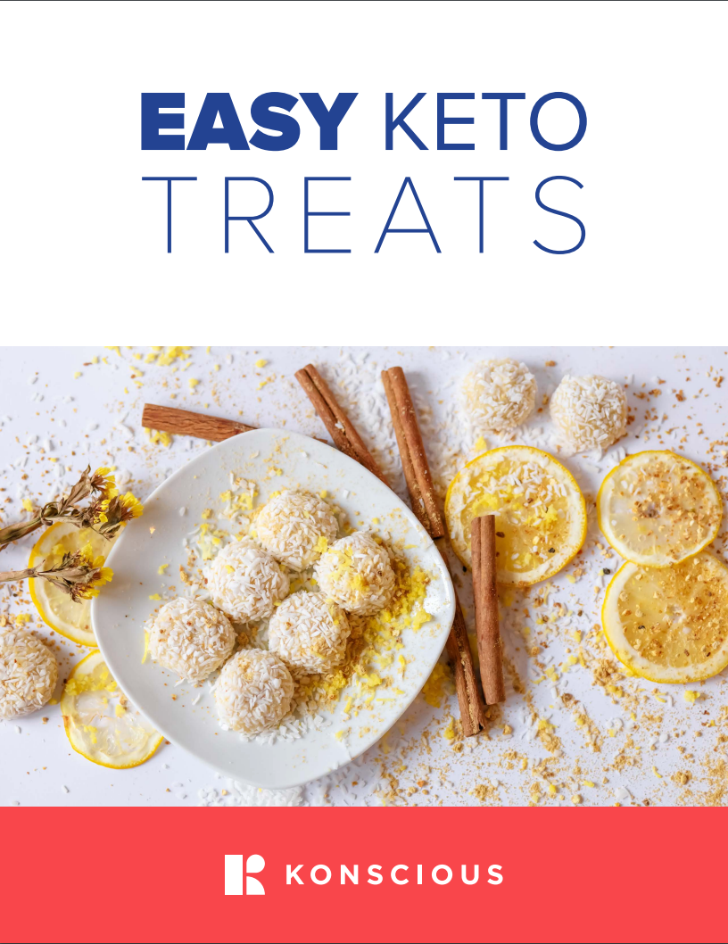 Easy Keto Treats eBook