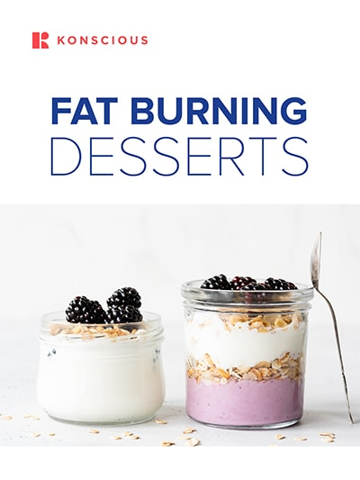 Fat Burning Desserts eBook
