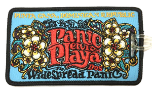 Panic en la Playa Dos Luggage Tag (Includes Shipping)