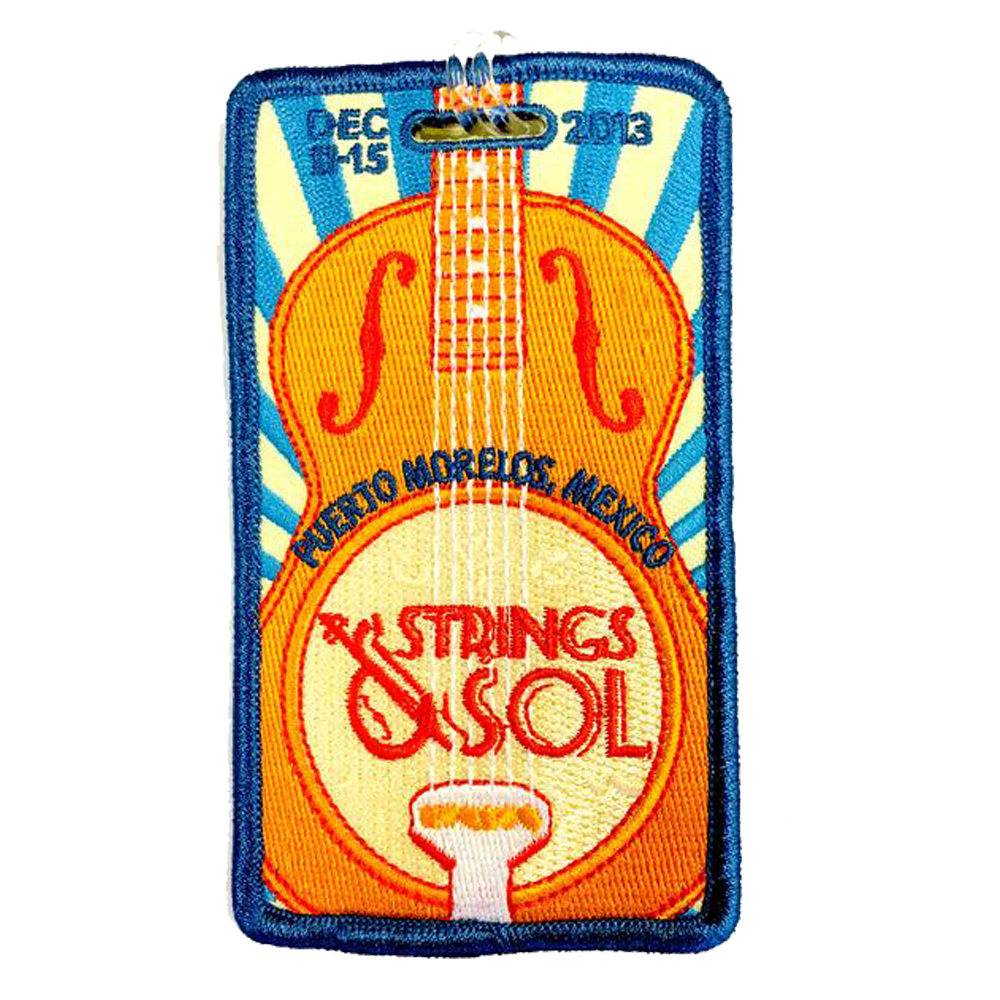 Strings & Sol Luggage Tag - 2013 (Includes Shipping)