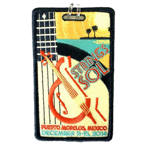 Strings & Sol Luggage Tag - 2014 (Includes Shipping)