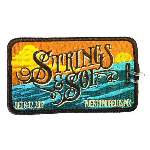 Strings & Sol Luggage Tag - 2017 (Includes Shipping)