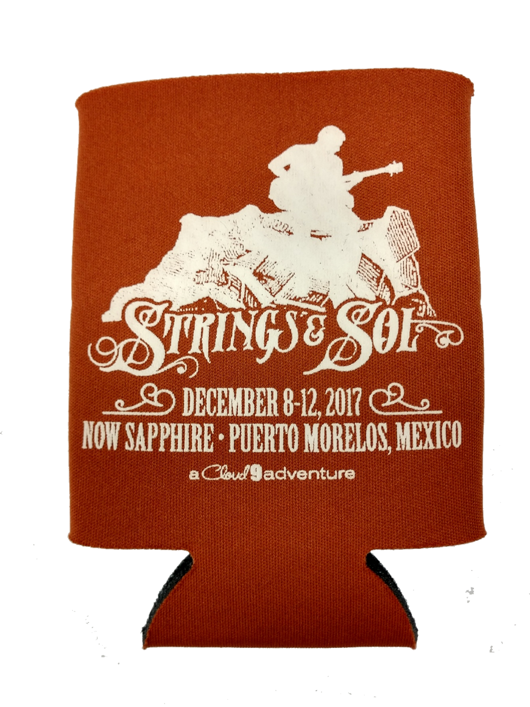 Strings & Sol Koozie -2017 (Includes Shipping)