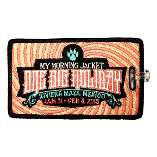 One Big Holiday 2015 Luggage Tag (Includes Shipping)