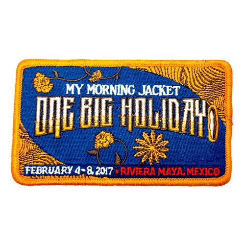 One Big Holiday 2017 Luggage Tag (Includes Shipping)