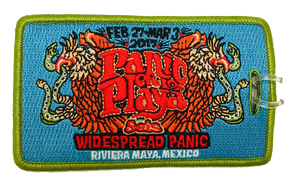 Panic en la Playa Seis Luggage Tag (Includes Shipping)