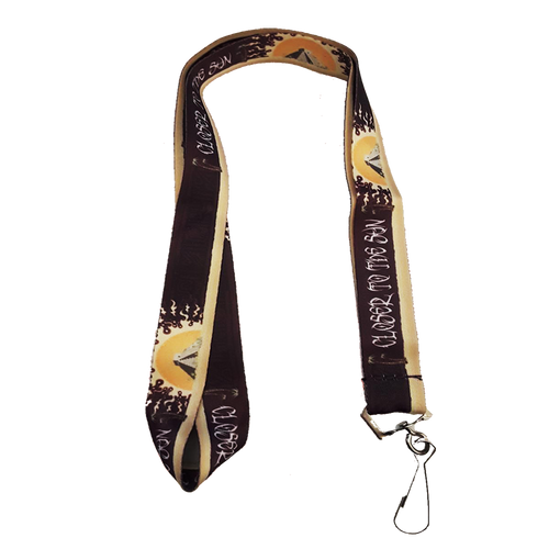 Closer to the Sun Lanyard - 2018 (Includes Shipping)
