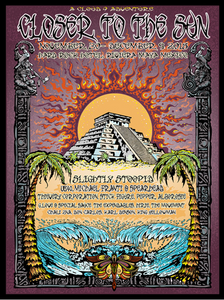 Closer to the Sun 2018 Poster