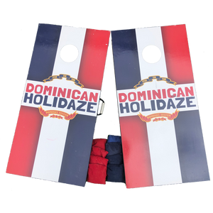 2014 Dominican Holidaze Cornhole Boards (Includes Shipping)*