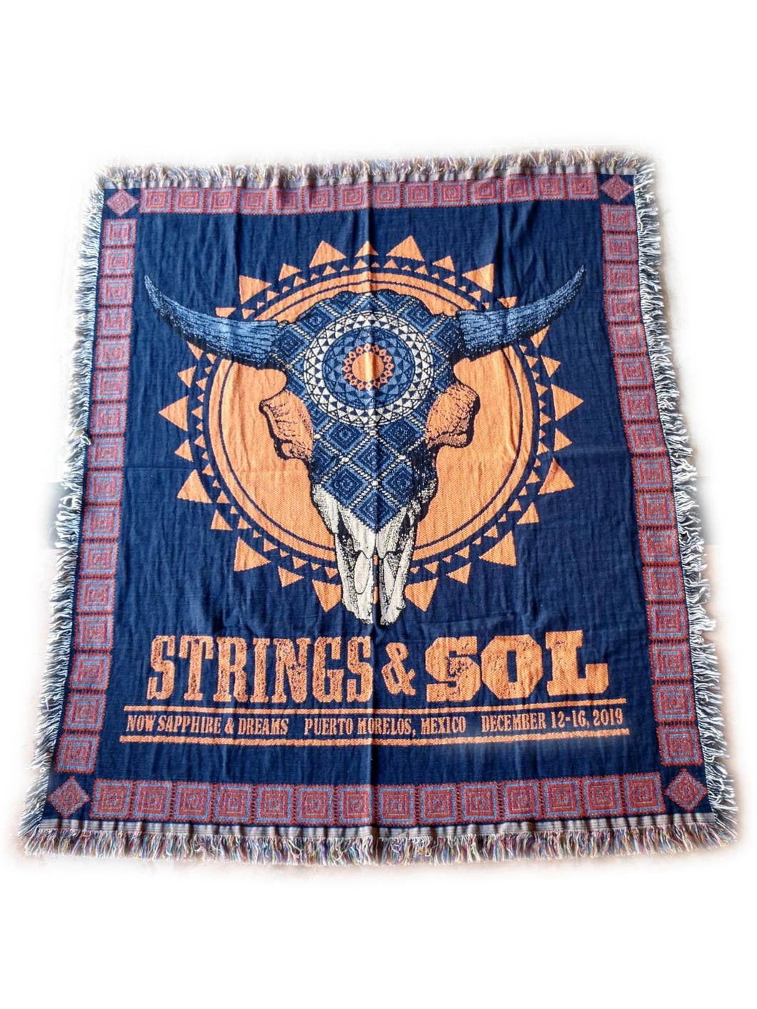 Strings & Sol 2019 Blanket