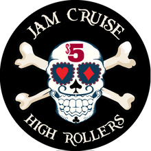 Jam Cruise 15 Casino Chip (Includes Shipping)
