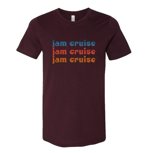 Jam Cruise 17 Repeat T-Shirt